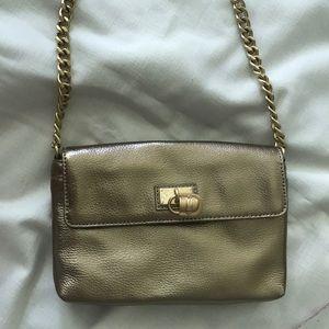 New Calvin Klein chain shoulder bag 💫 Bronze